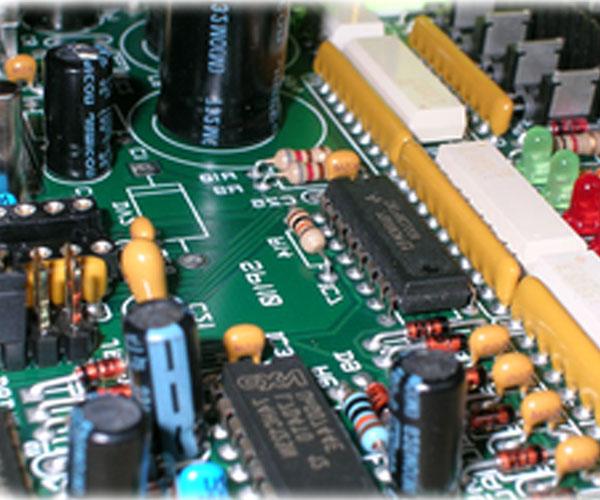 Reparto THT Sector- Axel Elettronica